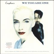 Click here for more info about 'Eurythmics - We Too Are One - 180gram Vinyl - Sealed'