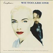 Click here for more info about 'Eurythmics - We Too Are One'