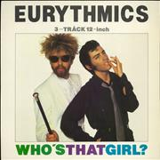 Click here for more info about 'Eurythmics - Who's That Girl'