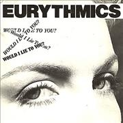 Click here for more info about 'Eurythmics - Would I Lie To You - Black Vinyl'