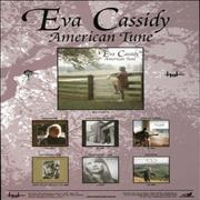 Click here for more info about 'Eva Cassidy - American Tune & Imagine - Pair of Posters'