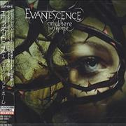 Click here for more info about 'Evanescence - Anywhere But Home'