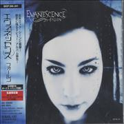 Click here for more info about 'Evanescence - Fallen + DVD'