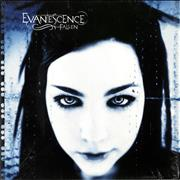 Click here for more info about 'Evanescence - Fallen - Purple Vinyl'