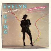 Click here for more info about 'Evelyn 'Champagne' King - A Long Time Coming'