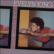 Click here for more info about 'Evelyn 'Champagne' King - Back To Love'