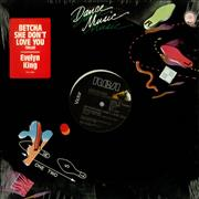 Click here for more info about 'Evelyn 'Champagne' King - Betcha She Don't Love You - Sealed'