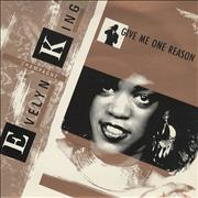 Click here for more info about 'Evelyn 'Champagne' King - Give Me One Reason'