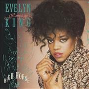Click here for more info about 'Evelyn 'Champagne' King - High Horse'