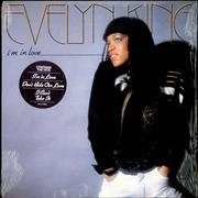 Click here for more info about 'Evelyn 'Champagne' King - I'm In Love'