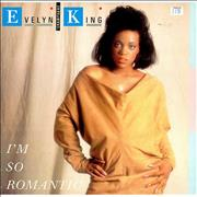 Click here for more info about 'Evelyn 'Champagne' King - I'm So Romantic'