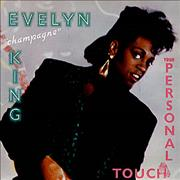 Click here for more info about 'Evelyn 'Champagne' King - Your Personal Touch'