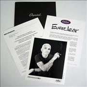 Click here for more info about 'Everclear - Ten Years Gone - The Best Of Everclear 1994 - 2004'