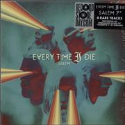 Click here for more info about 'Every Time I Die - Salem - RSD Swirl Vinyl - Sealed'