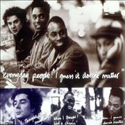 Click here for more info about 'Everyday People (90s) - I Guess It Doesn't Matter'