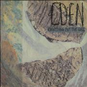 Click here for more info about 'Everything But The Girl - Eden - Textured Sleeve'
