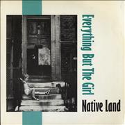 Click here for more info about 'Everything But The Girl - Native Land - Solid'