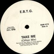 Click here for more info about 'Everything But The Girl - Take Me (Clifton Mix)'