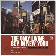 Click here for more info about 'Everything But The Girl - The Only Living Boy In New York'