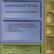 Click here for more info about 'Everything But The Girl - Walking Wounded - Album Sampler'