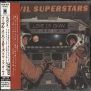 Click here for more info about 'Evil Superstars - Love Is Okay - Sealed'