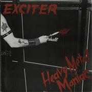 Click here for more info about 'Exciter - Heavy Metal Maniac'