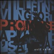 Click here for more info about 'Exit Calm - Promise - Multi Coloured Vinyl'