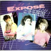Click here for more info about 'Expose - Let Me Be The One'