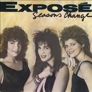 Click here for more info about 'Expose - Seasons Change'