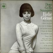 Click here for more info about 'Eydie Gormé - Don't Go To Strangers'