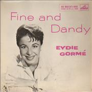 Click here for more info about 'Eydie Gormé - Fine And Dandy EP'