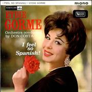 Click here for more info about 'Eydie Gormé - I Feel So Spanish'