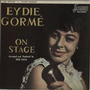 Click here for more info about 'Eydie Gormé - On Stage'