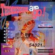 "F.A.B Thunderbirds Are Go! UK 7"" vinyl"