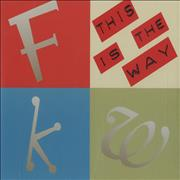 Click here for more info about 'F.K.W. - This Is The Way'