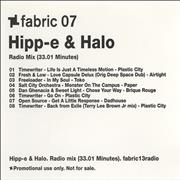 Click here for more info about 'Fabric - 07: Hipp-e & Halo - Radio Mix'