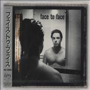 Click here for more info about 'Face To Face (90S Rock) - Face To Face - Promo + Obi - Sealed'