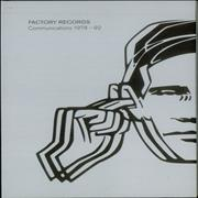 Click here for more info about 'Factory - Factory Records: Communications 1978-1992'