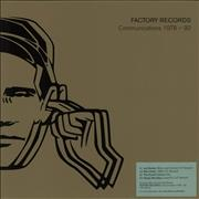Click here for more info about 'Factory Records: Communications 1978-1992'