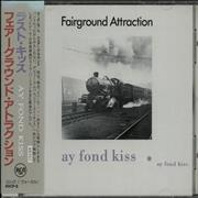 Click here for more info about 'Fairground Attraction - Ay Fond Kiss'