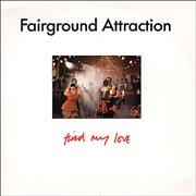 Click here for more info about 'Fairground Attraction - Find My Love'