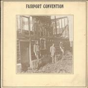 Click here for more info about 'Fairport Convention - Angel Delight - 1st - VG'