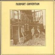 Click here for more info about 'Fairport Convention - Angel Delight - 1st'