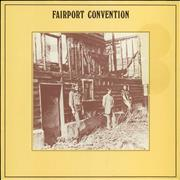 Click here for more info about 'Fairport Convention - Angel Delight - blue label'