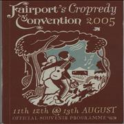 Click here for more info about 'Fairport Convention - Cropredy Festival 2005 + Ticket Stubs & Wristband'