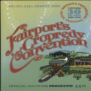 Click here for more info about 'Fairport Convention - Cropredy Festival 2010 + Ticket Stubs & Wristband'