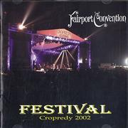 Click here for more info about 'Fairport Convention - Festival: Cropredy 2002'