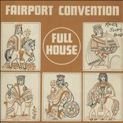 Click here for more info about 'Fairport Convention - Full House - 2nd - WOS'
