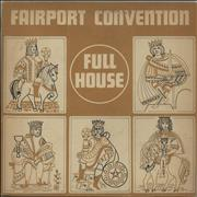 Click here for more info about 'Fairport Convention - Full House - 3rd - EX'