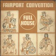 Click here for more info about 'Fairport Convention - Full House - 3rd - VG'